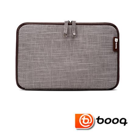 Booq Mamba 系列 the new MacBook 12 吋筆記型電腦專用天然麻保護內袋 -淺沙棕 (MSL12-SND)