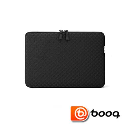 Booq Taipan SpaceSuit the new MacBook 12 吋太空保護套-沉穩黑(TSP12-BLK)