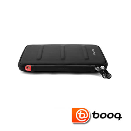 Booq Viper hardcase系列 the new MacBook 12吋專用硬殼內袋 - 沉穩黑(VHC12-BLR)