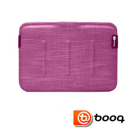 Booq Viper Sleeve  MacBook Air 11 吋專用天然麻硬殼內袋-葡萄紫