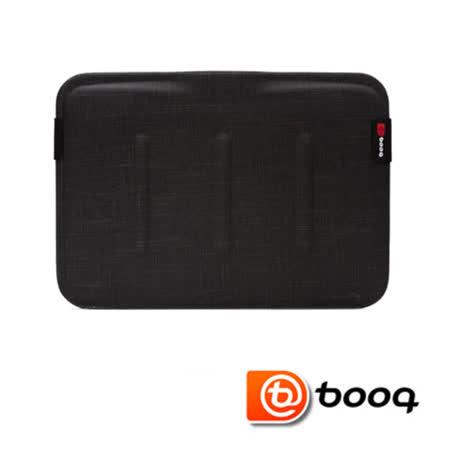 Booq Viper Sleeve  MacBook Air 11 吋專用天然麻硬殼內袋 (黑)