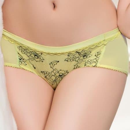 【SWEAR】蜜糖花園系列平口內褲(哈密瓜綠)