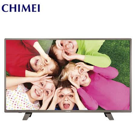 CHIMEI奇美 49吋液晶顯示器+視訊盒(TL-50A300)送聲寶16吋立扇