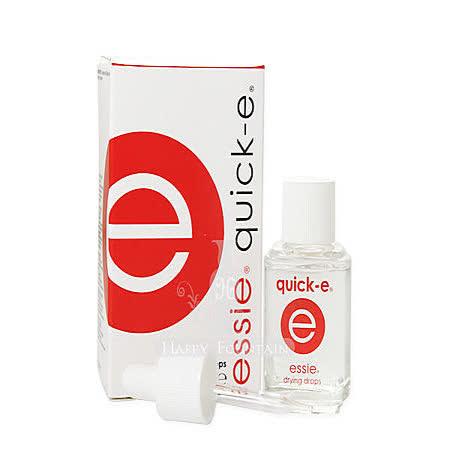 美國 essie 專業指甲油系列 quick-e 一滴快乾液#6076 15ml