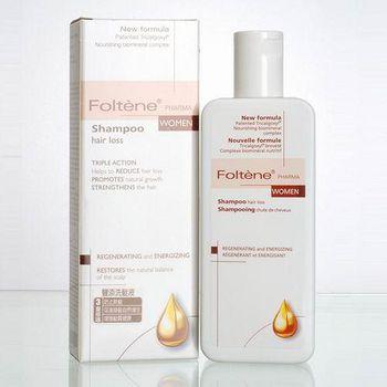 義大利~豐添Foltene 女仕營養活髮洗髮液3入組 (200ml/瓶x3瓶)