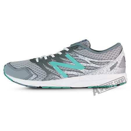 NEW BALANCE (女) 紐巴倫 90輕量跑鞋 灰/白-W590LS5