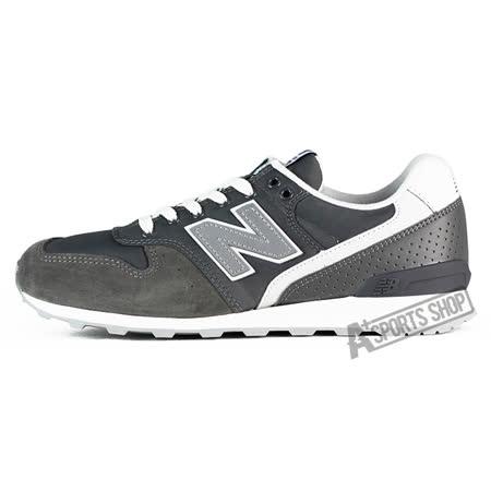 NEW BALANCE (女) 紐巴倫 TIER 2 復古鞋 灰-WR996IB