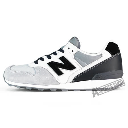 NEW BALANCE (女) 紐巴倫 TIER 2 復古鞋 白/灰-WR996IF
