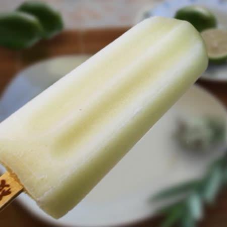 【2016冰品任選】春一枝-手作檸檬冰棒-6入