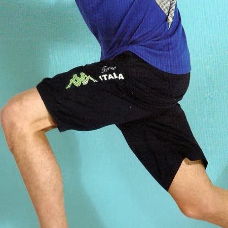 Kappa  單層半短褲 B762-7327