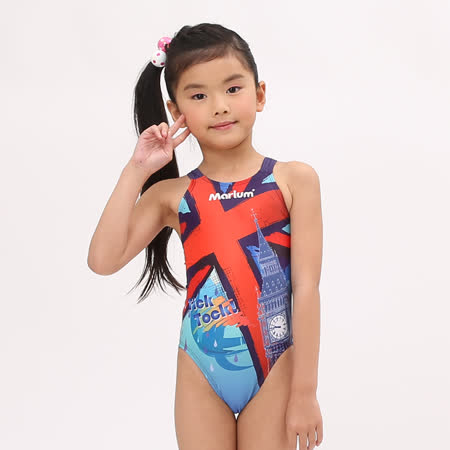 ≡MARIUM≡ 小女競賽型泳裝 MAR-6010WJ