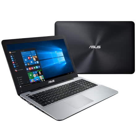 ASUS X555UJ-0041B6200U 15.6吋 I5-6200U六代CPU 4G記憶體 500G硬碟 NV 920 2G獨顯(灰) 超值六代筆電