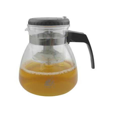 飄逸杯玻璃泡茶杯壺咖啡濾杯1500cc沖茶器