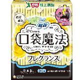 蘇菲口袋魔法衛生棉清澄香氛30cm12片