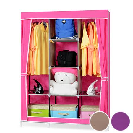 (團購)超大簡易DIY防塵衣櫃
