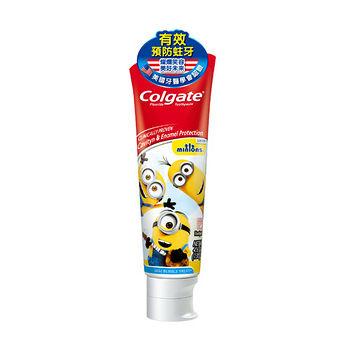 高露潔兒童牙膏凝露130g
