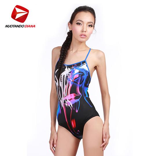 義大利DIANA成人時尚連身泳裝-N110013送美耐 斯 松屋 百貨國Barracuda泳鏡
