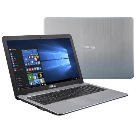 【ASUS華碩】X540SA-0041CN3700 15.6吋 N3700 4G記憶體 500G硬碟 大螢幕超值文書筆電(經典銀)
