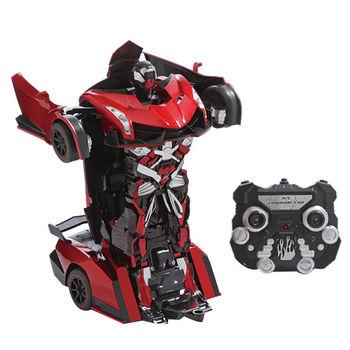 遙控變形機器人(1:16)
