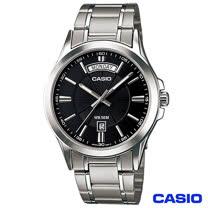 CASIO卡西歐 貴氣時尚休閒男仕腕錶 MTP-1381D-1A