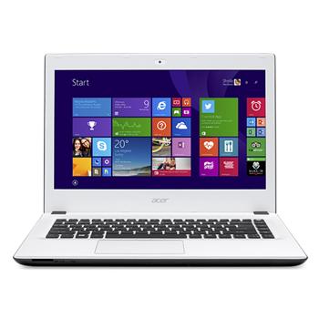 【ACER宏碁】E5-432G-P4TK 14吋 Intel N3700 四核心 4G記憶體 500GB硬碟 NV920 2G獨顯 Win10超值文書筆電 (白)