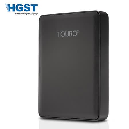 HGST Touro 系列 2.5吋 USB 3.0 3TB 外接式行動硬碟 (黑色)