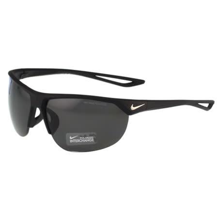 NIKE- 偏光運動太陽眼鏡(黑色)