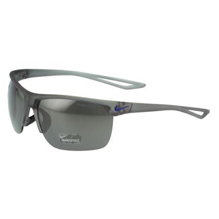 NIKE- 反光運動太陽眼鏡(灰色)