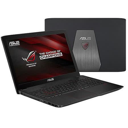【ASUS華碩】GL552VW-0071A6300HQ 15.6吋FHD i5-6300HQ 4G-DDR4 1TB GTX960M 2G Win10獨顯強悍效能電競筆電 -贈電競禮包