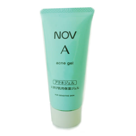 【NOV娜芙】青春面皰保濕凝膠40g 隨機贈妝品體驗包2包