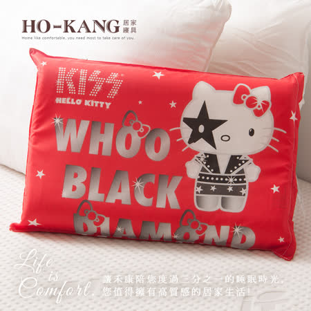 HO KANG 經典卡通 100%天然幼童乳膠枕-鑽石