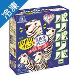 森永巧克力香草冰棒(家庭號)39g*8支/盒