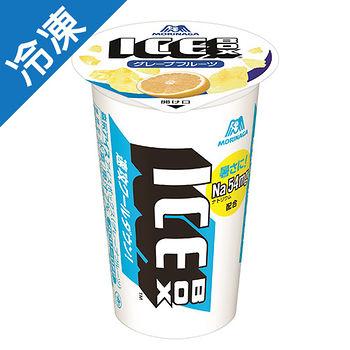 森永果實冰(葡萄柚口味)129.5g/杯