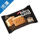 森永迷你香草冰淇淋三明治72g(二入)/包