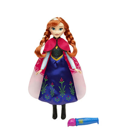 《Disney 迪士尼》冰雪奇緣魔法色彩遊戲組 - 安娜