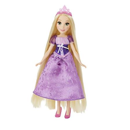 《Disney 迪士尼》公主裝扮頭髮遊戲組 - 長髮公主樂佩