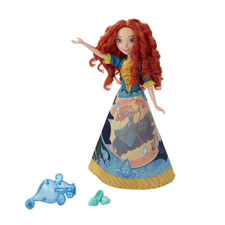 《Disney 迪士尼》公主故事裙裝遊戲組 - 勇敢傳說梅莉達公主