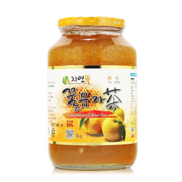 韓國 黃金蜂蜜柚子茶 1kg