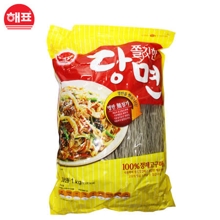 韓國 SAJO 冬粉條粉絲 500g 涼拌冬粉/冬粉湯/乾冬粉