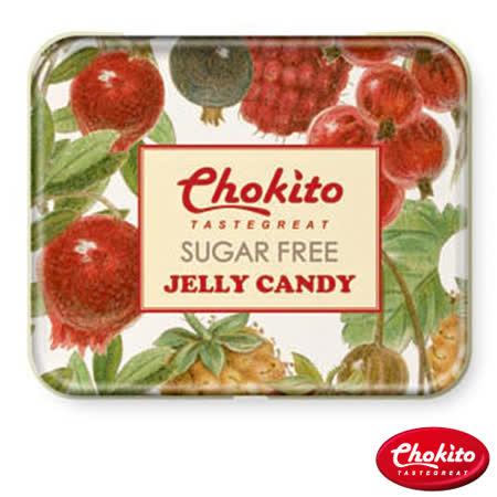 CHOKITO 西班牙無糖水果風味軟糖40g(任選)