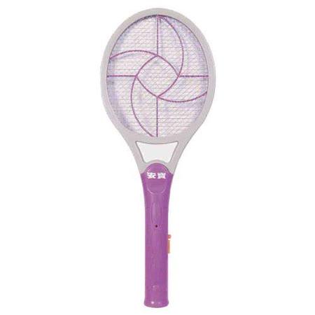 安寶雙層電子電蚊拍 AB-9921(三入裝)