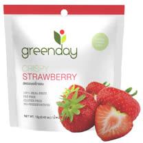 Greenday草莓凍乾12g