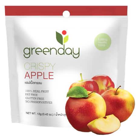 Greenday蘋果凍乾12g