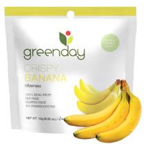 Greenday香蕉凍乾15g