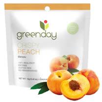 Greenday水蜜桃凍乾(12g/包) x10包