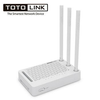 TOTOLINK 300Mbps高速無線分享器N302RE