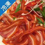 蔗雞王煙燻豬耳絲1包(200g±5%/包)