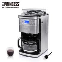 《PRINCESS》荷蘭公主全自動智慧型美式咖啡機(249406)/贈椒鹽罐