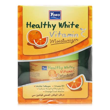 YOKO 健康保濕淨白霜 50g