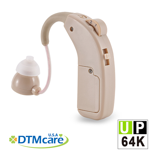 元健大和助聽器^(未滅菌 天籟充電式助聽器^(耳掛式^) UP~64K